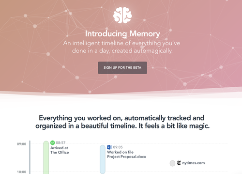 Memory by Timely on Prefinery