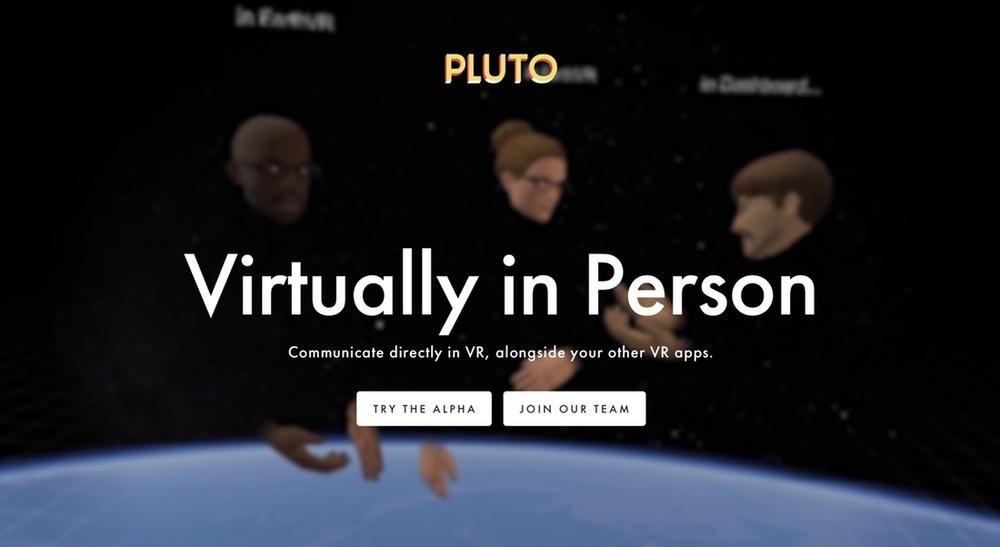 Pluto VR Product Launch | Prefinery