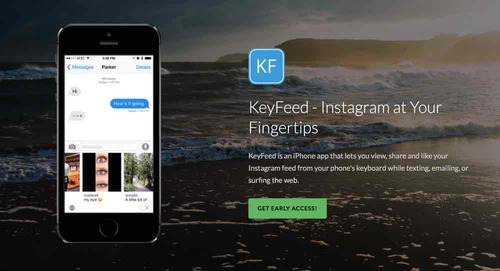 KeyFeed on Prefinery