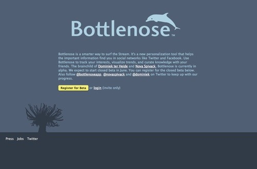 Bottlenose on Prefinery
