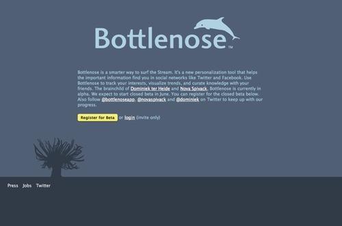 Bottlenose on Prefinery